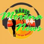 Logo da emissora Rádio Morena News