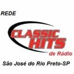 Logo da emissora Rádio Classic Hits
