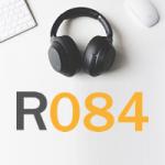 Logo da emissora Rádio 084