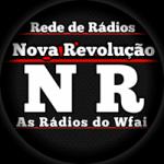 Logo da emissora Nova Revolução 3