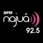 Logo da emissora Rádio Super Najuá 92.5 FM
