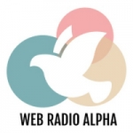 Logo da emissora Web Rádio Alpha