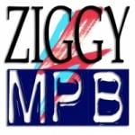 Logo da emissora Rádio Ziggy MPB