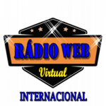 Logo da emissora Rádio Web Virtual Internacional