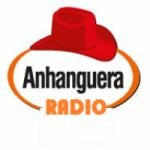 Logo da emissora Rádio Anhanguera