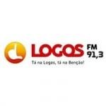 Logo da emissora Rádio Logos 91.3 FM