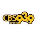 Logo da emissora Radio CBS Music 93.9 FM