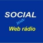 Logo da emissora Social  Web Rádio