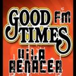 Logo da emissora Rádio Vila Renascer Love Times FM