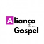 Logo da emissora Rádio Aliança Gospel