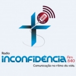 Logo da emissora Rádio Inconfidência De Umuarama 840 AM