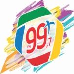 Logo da emissora Rádio Inconfidência 99.7 FM