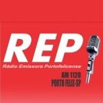 Logo da emissora Rádio Nova Porto 1120 AM