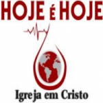 Logo da emissora Rádio Hoje Em Cristo