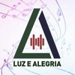 Logo da emissora Rádio Luz e Alegria 95.9 FM