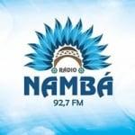 Logo da emissora Rádio Nambá 92.7 FM