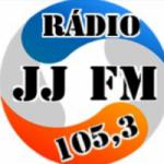 Logo da emissora Rádio JJ FM