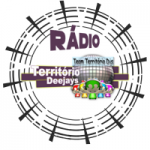 Logo da emissora Web Rádio Território Djs
