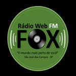 Logo da emissora Rádio Fox FM Web