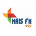 Logo da emissora Rádio Mais 99.9 FM
