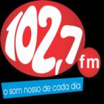 Logo da emissora Rádio 102.9 FM Gospel