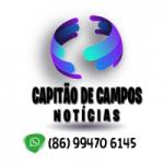 Logo da emissora Web Rádio Capitão de Campos Notícias