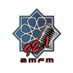 Logo da emissora Radio 2MFM 92.1 FM