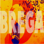 Logo da emissora Rádio Bregão Mix