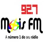 Logo da emissora Rádio Mais 92.7 FM