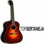 Logo da emissora Rádio Top Sertaneja