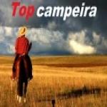 Logo da emissora Rádio Top Campeira