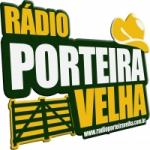 Logo da emissora Rádio Porteira Velha