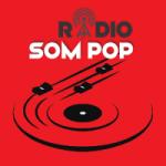 Logo da emissora Rádio Som Pop Web Rádio