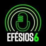 Logo da emissora Rádio Efésios 6