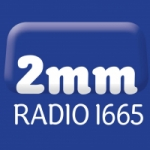 Logo da emissora Radio 2MM 1665 AM