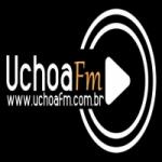 Logo da emissora Rádio Uchoa FM