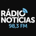 Logo da emissora Rádio Notícias 98.3 FM