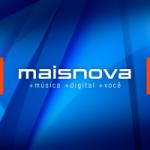 Logo da emissora Rádio Maisnova 98.5 FM