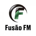 Logo da emissora Rádio Fusão FM