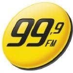 Logo da emissora Rádio Nova FM 99