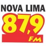 Logo da emissora Rádio Nova Lima 87.9 FM