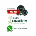 Logo da emissora Rádio Nova Salvador