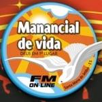Logo da emissora Rádio Manancial de Vida 93.1 FM