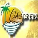 Logo da emissora Rádio Oasis 87.7 FM
