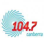 Logo da emissora Radio 2ROC 104.7 FM