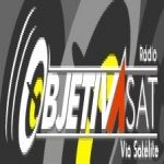 Logo da emissora Rádio Objetiva Sat 95.5 FM