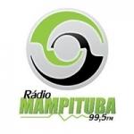 Logo da emissora Rádio Mampituba 99.5 FM