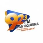 Logo da emissora Rádio Mantiqueira 92.3 FM