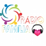Logo da emissora Rádio Família