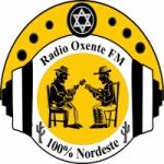 Logo da emissora Rádio Oxente FM